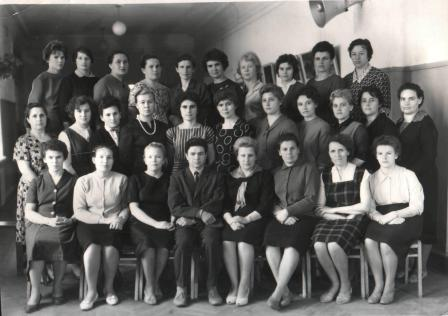 Коллектив школы 21